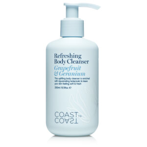 Coast to Coast Coastal Refreshing Body Cleanser 250ml