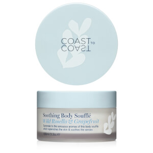 Coast to Coast Coastal Soothing Body Souffle 100ml