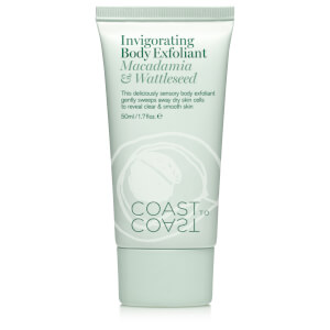 Coast to Coast Rainforest Invigorating Body Exfoliant 50ml