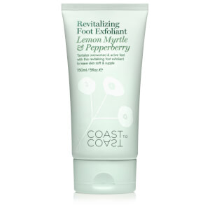 Coast to Coast Rainforest Revitalizing Foot Exfoliant 150ml