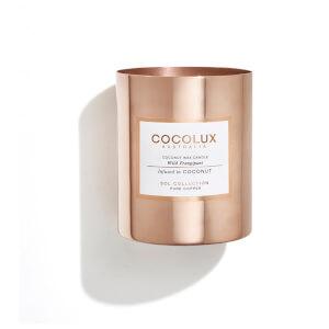 Cocolux Australia Copper Candle Sol Candle - Wild Frangipini 350g