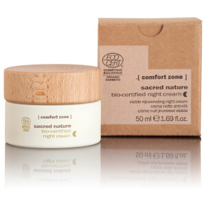 Comfort Zone Sacred Nature Bio-Certified Rejuvenating Night Cream 50ml