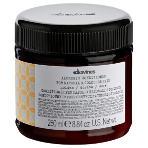 Davines Alchemic Conditioner - Golden 250ml