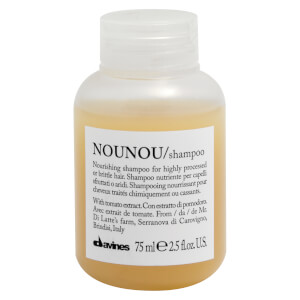 Davines Nounou Nourishing Illuminating Shampoo 75ml