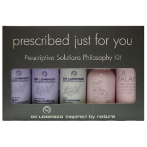 De Lorenzo Moisture Balance Revive Philosophy Kit