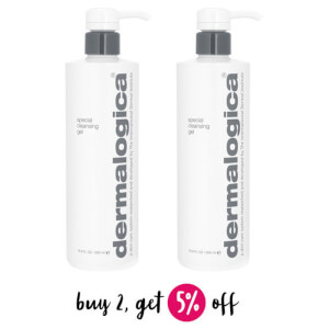 Buy 2 Dermalogica Special Cleansing Gel 500ml And Save