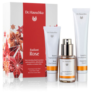 Dr. Hauschka Radiant Rose Pack