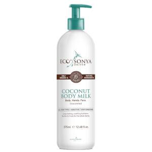 Eco Tan Coconut Body Milk Nourishing Moisturiser 375ml