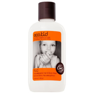 eco.kid TLC Hypoallergenic Hair And Body Wash 225ml