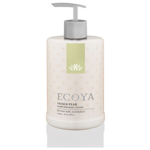 ECOYA French Pear Hand & Body Lotion 450ml