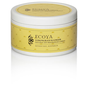 ECOYA Lemongrass & Ginger Everyday Tin