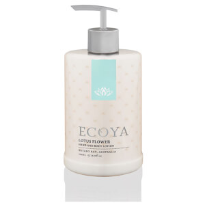 ECOYA Lotus Flower Hand & Body Lotion 450ml