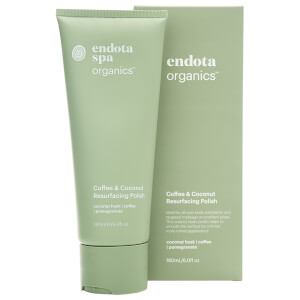 Endota Spa Coffee & Coconut Resurfacing Polish 180ml
