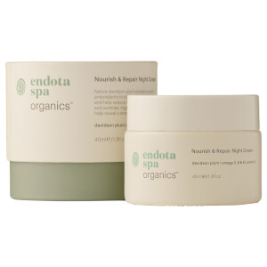Endota Spa Organics Nourish And Repair Night Cream 40ml