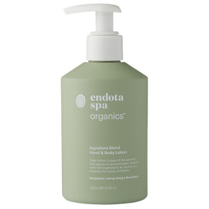 Endota Spa Signature Blend Hand & Body Lotion 250ml