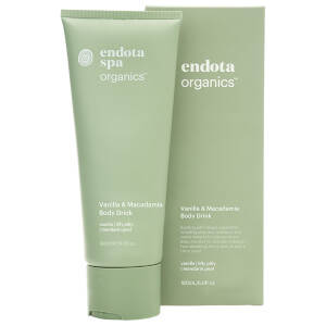 Endota Spa Vanilla & Macadamia Body Drink 180ml