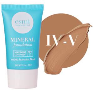 esmi Skin Minerals Mineral Foundation SPF15 IV-V (30ml)