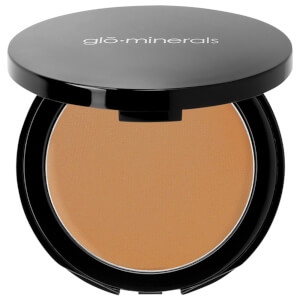 Glo Skin Beauty Pressed Powder - Honey Dark