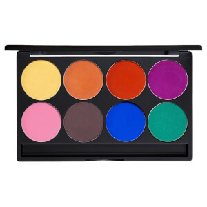 Gorgeous Cosmetics 8 Pan Eye Shadow Palette - Neon