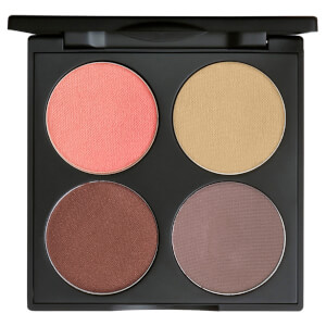 Gorgeous Cosmetics Custom Eyes - Eye Shadow Palette - Brown Eyes