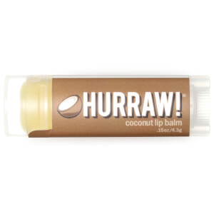 Hurraw! Coconut Lip Balm 4,3 g