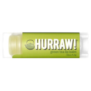 Hurraw! Green Tea Lip Balm 4.3g