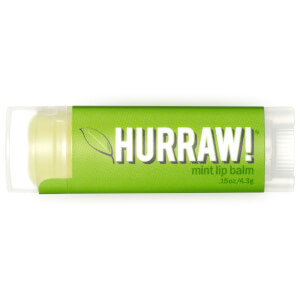 Hurraw! Mint Lip Balm 4.3g