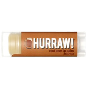 Hurraw! Root Beer Lip Balm 4.3g