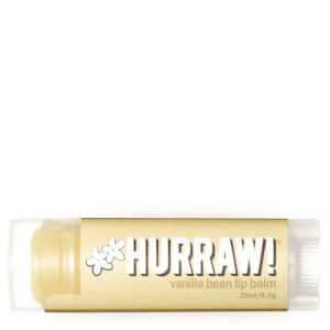 Hurraw! Vanilla Bean Lip Balm 4.3g