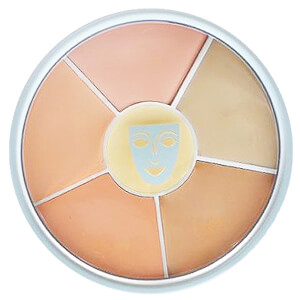 Kryolan Professional Make-Up Concealer Wheel 30g