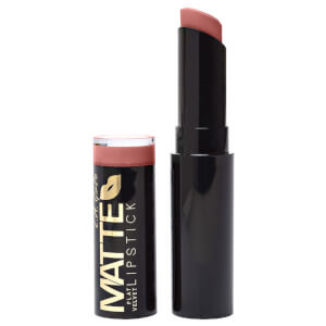 L.A. Girl Matte Flat Velvet Lipstick - Hush 3g