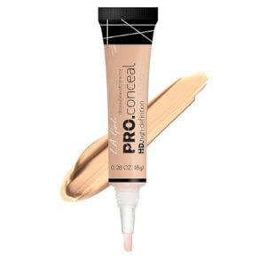 L.A. Girl Pro.Concealer High Definition Concealer - Creamy Beige 8g