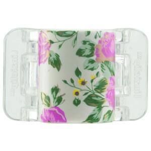 Linziclip Midi Claw Clip - Fresh White Bloom