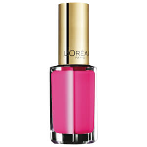 L'Oréal Paris Color Riche Le Vernis Nail Polish #242 Pink O Pop 5ml