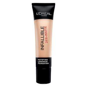 L'Oréal Paris Infallible Matte Foundation - 22 Radiant Beige