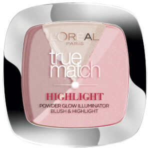 L'Oréal Paris True Match Highlight Powder Glow Illuminator #202N Neutre Rose/Rosy Glow 9g
