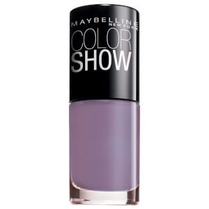 Maybelline Color Show Nail Lacquer #324 Love Lilac 7ml