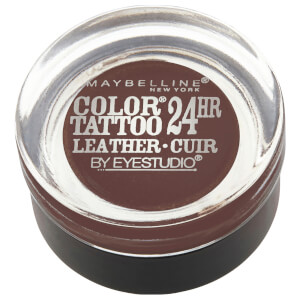 Maybelline Eyestudio Color Tattoo Leather 24hr #95 Chocolate Suede 4g