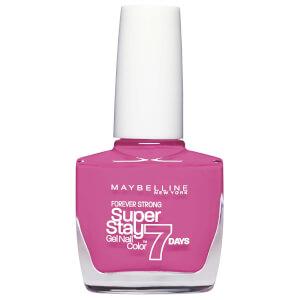 Maybelline Superstay 7 Days Gel Nail Color #125 Enduring Pink 10ml
