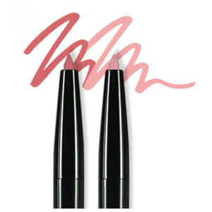 mirenesse Auto Lip Liner Long Wear Duet - Pretty Pinks 0.5g