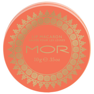 MOR Lip Macaron Balm - Blood Orange 10g