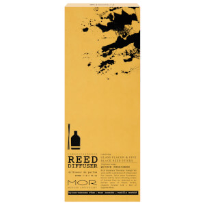 MOR Reed Diffuser Quince Persimmon 180ml