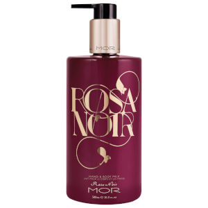 MOR Rosa Noir Hand And Body Milk 500ml