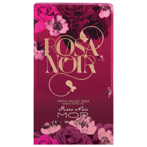 MOR Triple Milled Soap Bar - Rosa Noir