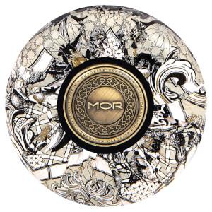Jabón de triple prensado Snow Gardenia de la colección Emporium Classics de MOR 180 g