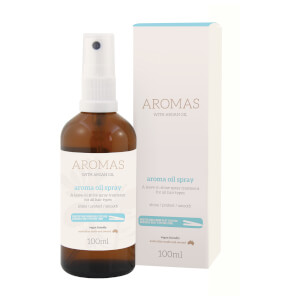Nak Aromas Oil Spray With Argan Oil 100ml