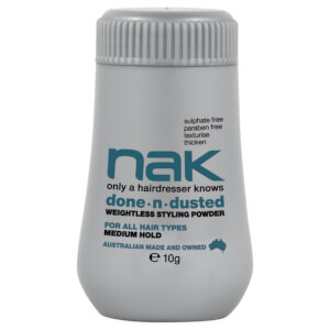 Nak Done N Dusted Weightless Styling Powder 10g