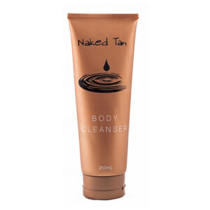 Naked Tan Body Cleanser 250ml