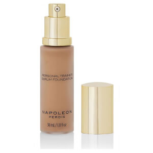 Napoleon Perdis Personal Trainer Serum Foundation 30ml - Look 3
