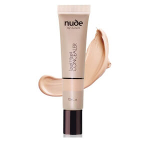 nude by nature Liquid Mineral Concealer - Light 10ml